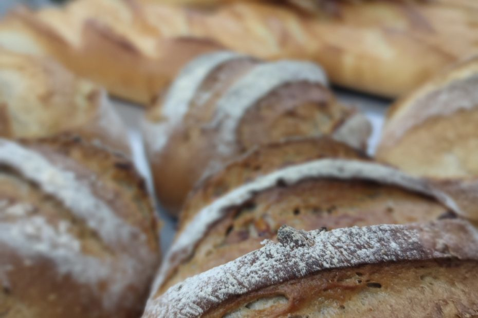 Natural Yeast Bread