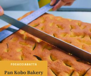 Focacciabatta by PanKobo Bakery