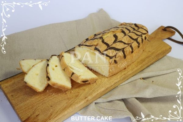 BUTTER CAKE BY JAPANESE BAKERY IN MALAYSIA