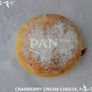 CRANBERRY CREAM CHEESE BY JAPANESE BAKERY IN MALAYSIA