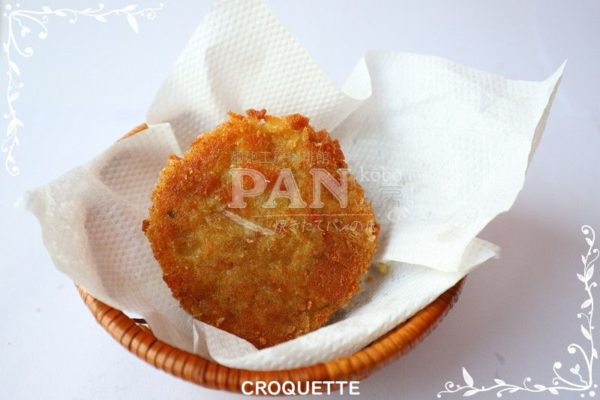 CROQUETTE BY JAPANESE BAKERY IN MALAYSIA