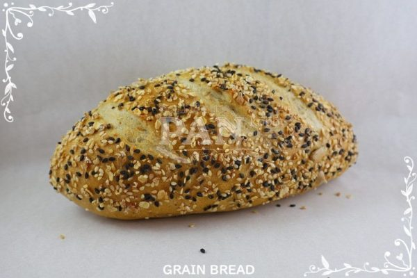 GRAIN BREAD BY JAPANESE BAKERY IN MALAYSIA