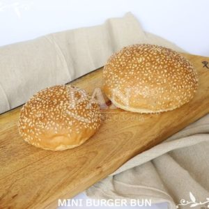 MINI BURGER BUN BY JAPANESE BAKERY IN MALAYSIA