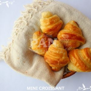 MINI CROISSANT BY JAPANESE BAKERY IN MALAYSIA