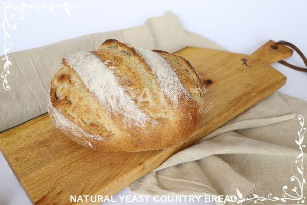 NATURAL YEAST COUNTRY BREAD BY JAPANESE BAKERY IN MALAYSIA