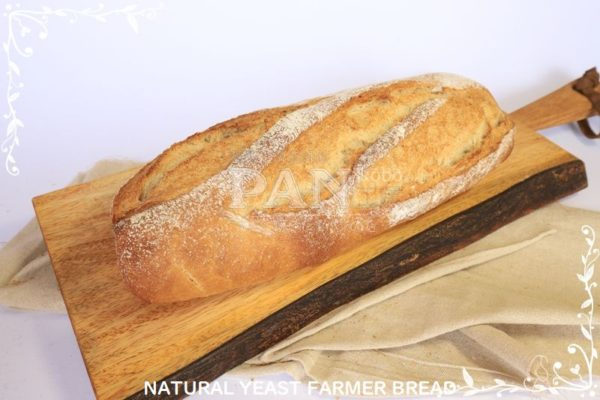 NATURAL YEAST FARMER BREAD BY JAPANESE BAKERY IN MALAYSIA