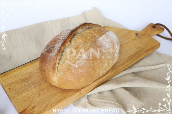 RYE30 COUNTRY BREAD BY JAPANESE BAKERY IN MALAYSIA