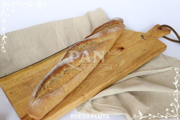 RYE30 FLUTE BY JAPANESE BAKERY IN MALAYSIA