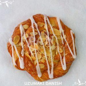UZUMAKI DANISH BY JAPANESE BAKERY IN MALAYSIA