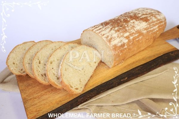 WHOLEMEAL FARMER BREAD BY JAPANESE BAKERY IN MALAYSIA